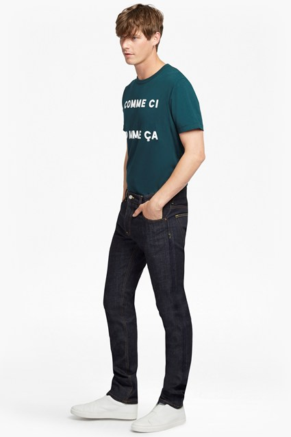 Co Power Rigid Tapered Jeans