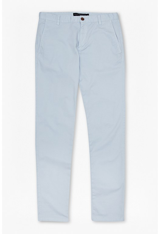 Sam Slim Cotton Trousers
