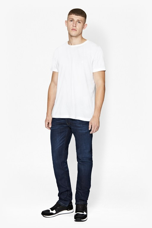 Complete the Look Co Slim Track Stretch Jeans