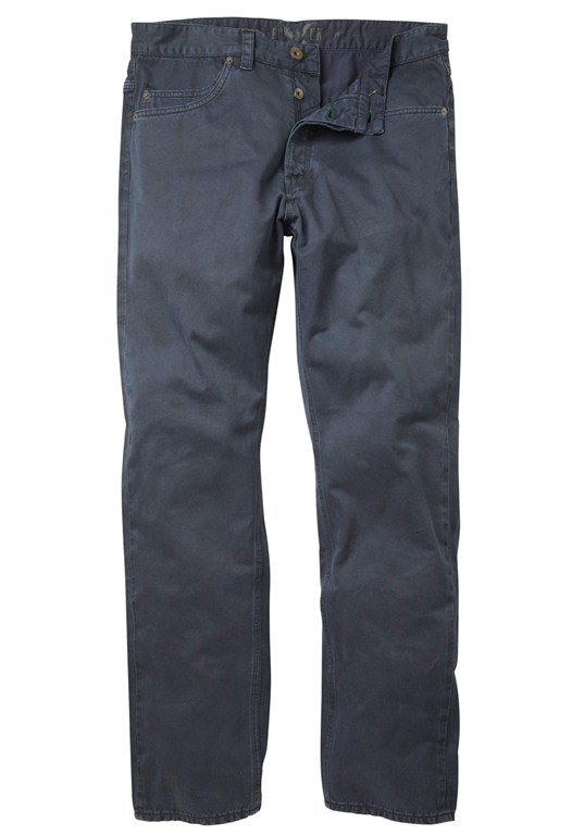 French Connection Nauticle Mile Selvedge Jeans Blue