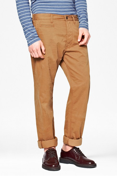 Live Cargo Stretch Pocket Trousers