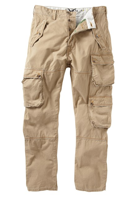 Live Cargo Utility Trousers