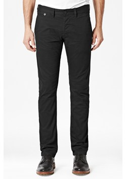 Compact Stretch Twill Skinny Trousers