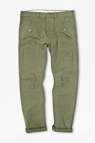 Supersoft Cotton Army Trousers