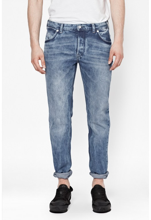 Monarch Faded Skinny Jeans