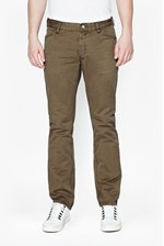 Looks Great With Pigment Peached Twill Trousers