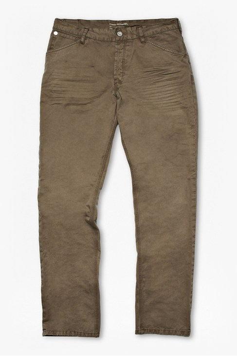 Pigment Peached Twill Trousers