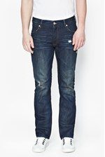Looks Great With Vintage Indigo Jeans
