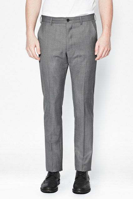 Clean Wool Trousers