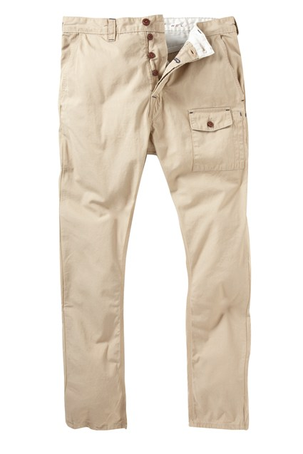 Live Cargo Trousers