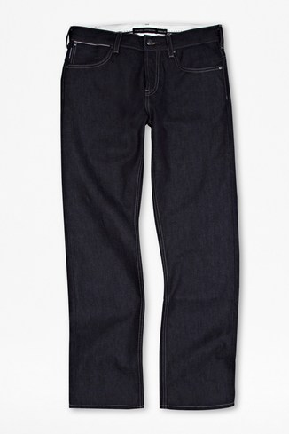 Selvedge Denim New Regular Jeans