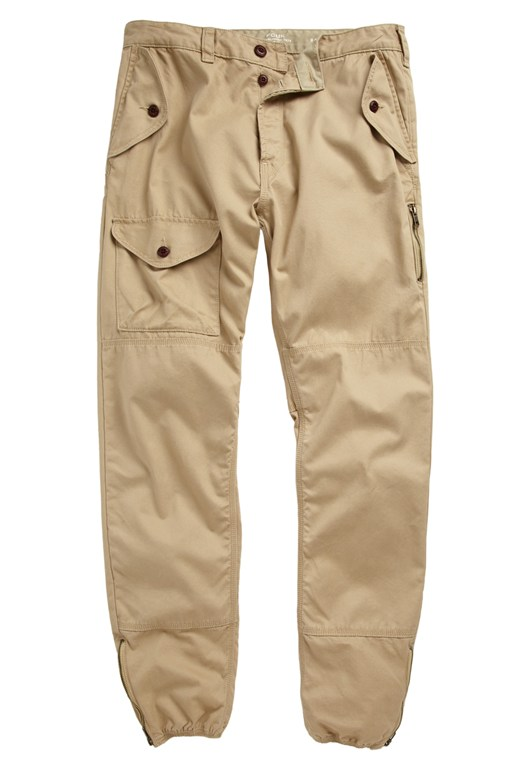 Live Cargo Pocket Trousers