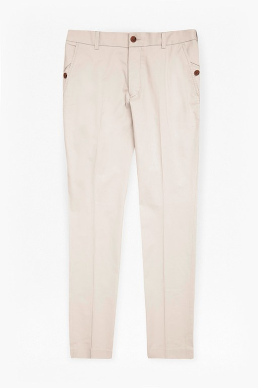 Complete the Look Impound Machine Gun Stretch Chinos