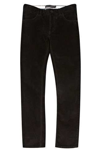 Stretch Cord New Slim Trousers