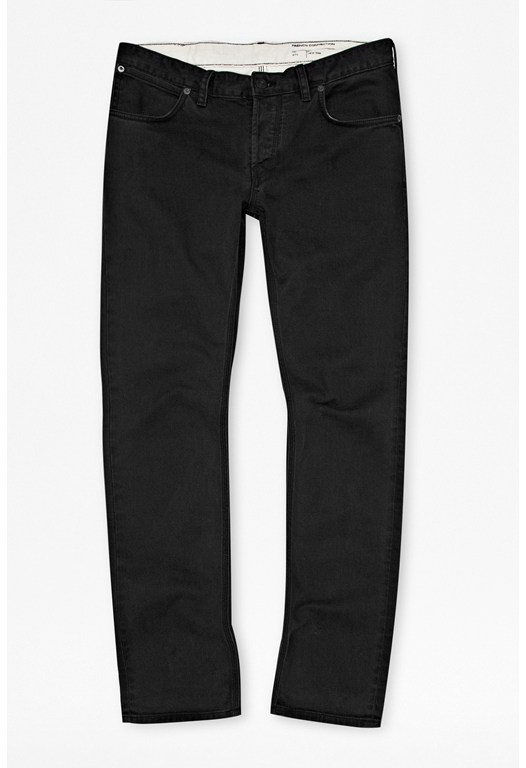 Basic Black Denim Jeans