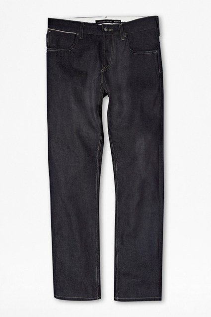 Selvedge Slim Jeans