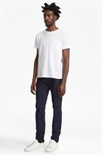 Looks Great With Big Spin Pima Cotton Chinos
