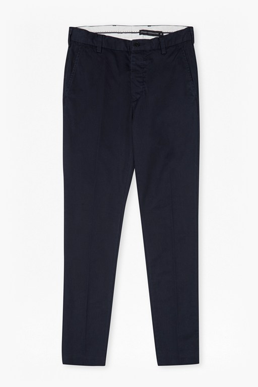Complete the Look Dobby Cotton Chino Trousers