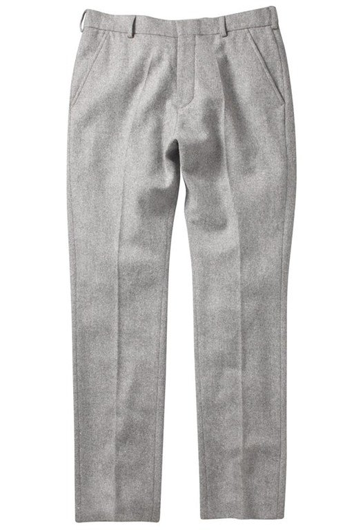Speckled Slim Fit Trouser