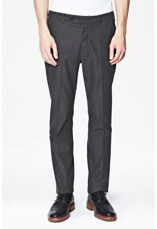 Glacier Herringbone Trousers