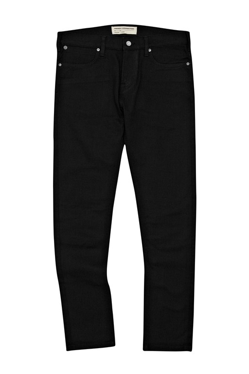 Complete the Look Co Skinny Black Jeans
