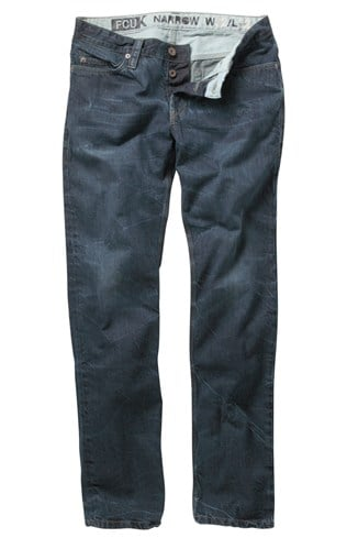 Basic Dark Wash Fantastic Jeans