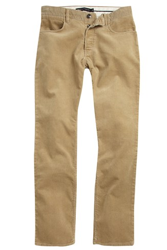 Colourful Corduroy Trousers
