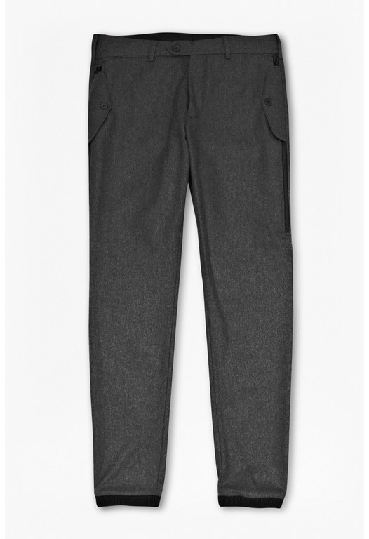 Super Luxe Wool Trousers