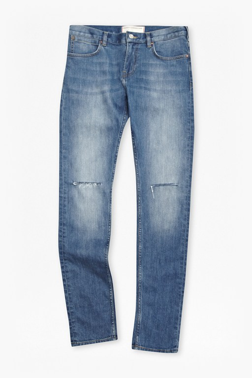 Complete the Look Rip And Repair Skinny Jeans