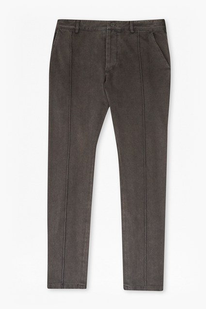 Formal Slim Jersey Trousers