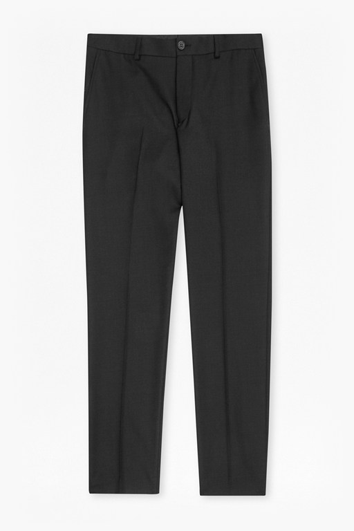 Complete the Look Classic Twill Suit Trousers