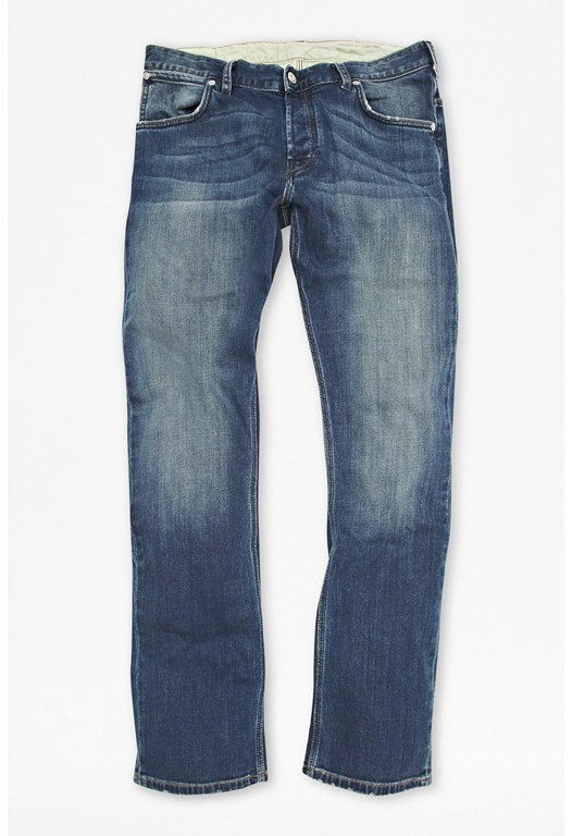 Track Denim New Reg