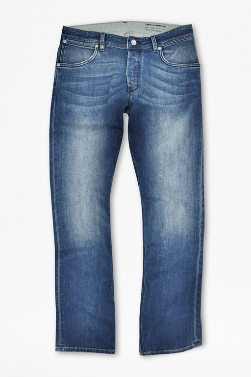 Complete the Look Track Regular Jeans