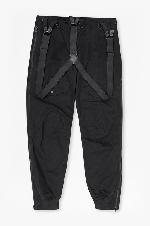 sledge cotton trousers