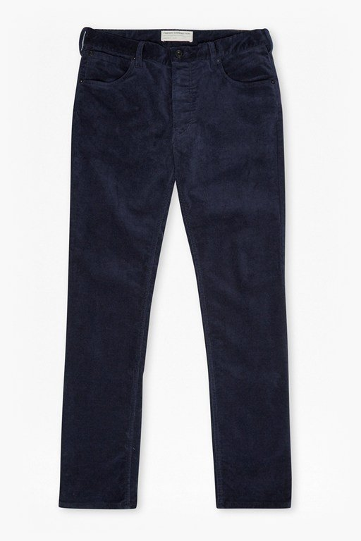ski stretch corduroy trousers