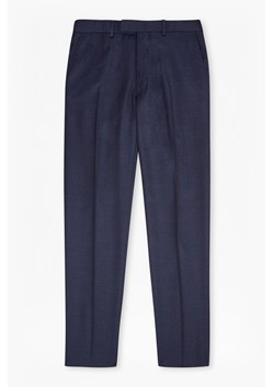 Bright Blue Milled Trousers