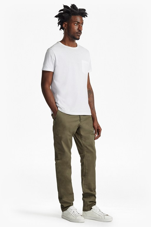 Complete the Look Machine Gun Stretch Chinos