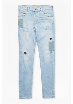 FCUK Paint and Patch Denim Jeans