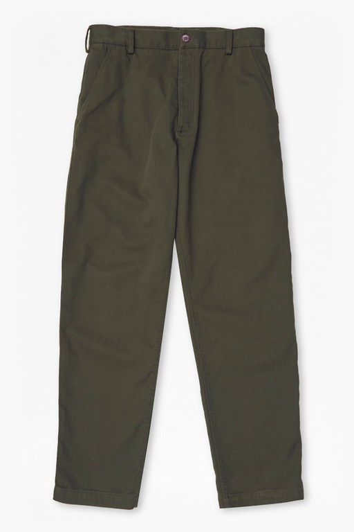 Complete the Look Cotton Row Trousers