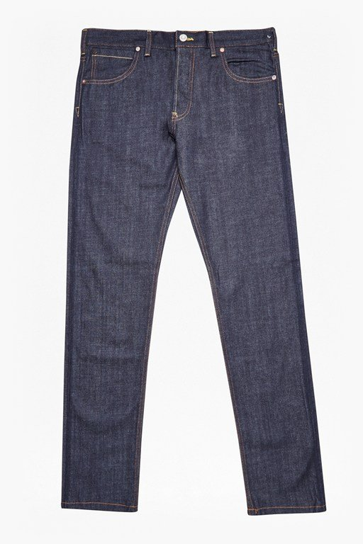 Complete the Look Selvedge Denim Jeans