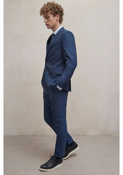 Blue/Black Suit Trousers