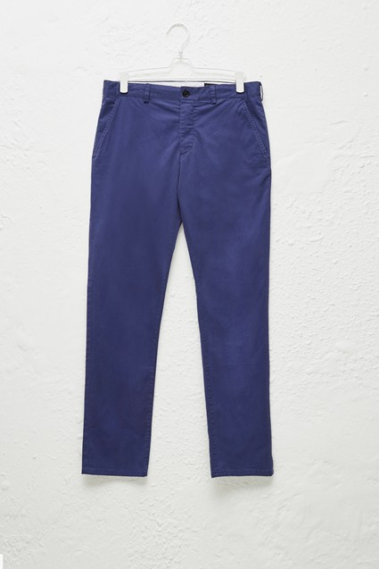 Machine Stretch Slim Trousers