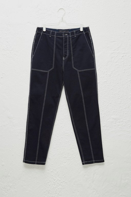 Complete the Look Pigment Garment Dye Mix Trousers