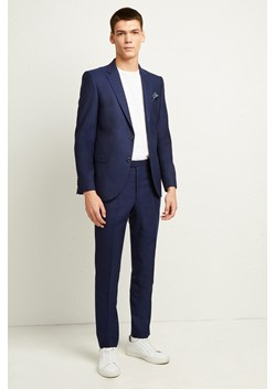 Ink Flannel Suit Trousers