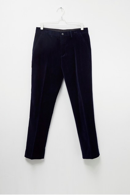 Plush Velvet Trousers