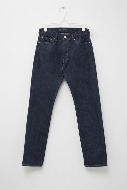 selvedge denim slim fit jeans
