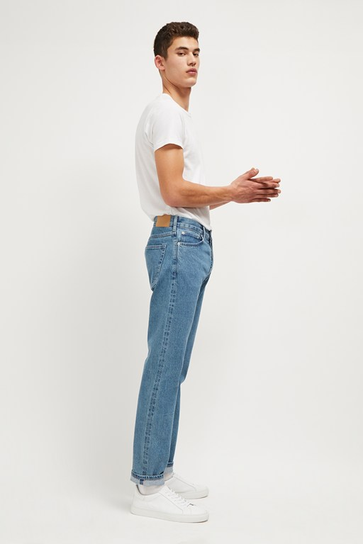 Complete the Look Selvedge Denim Slim Fit Jeans