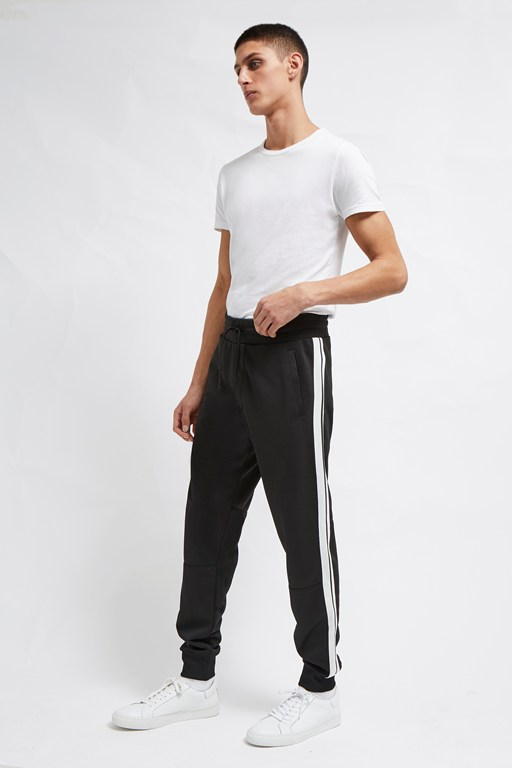 vintage track sweat slim joggers
