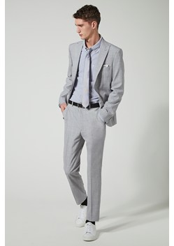 Pebble Marl Slim Fit Trouser