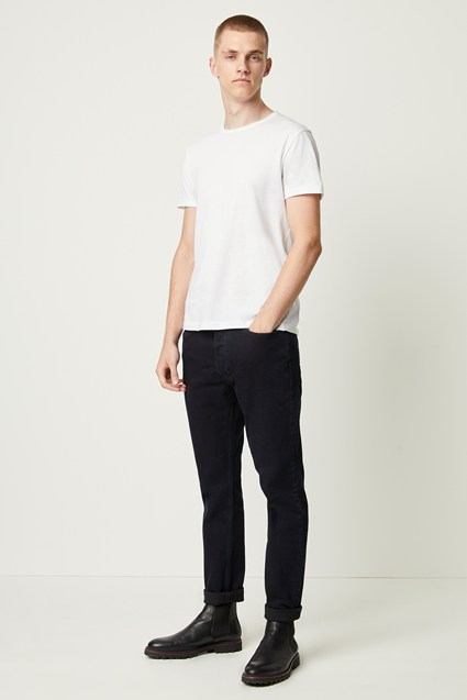Darkest Indigo Denim Jeans